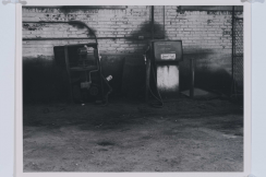 Untitled (Industrial, New York), 1988. Archival silver gelatin print, 23 5/16 x 19 inches
