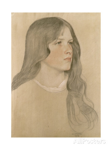 Portrait of a Girl, 1904
