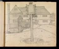 Cottage, Withyham, Sussex 1909