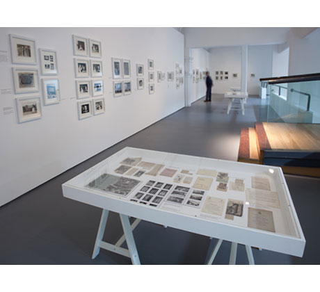 Installation view. Courtesy of the Estate of Dorothy Annan and Trevor Tennant/Leeds Museums & Galleries (Henry Moore Institute Archive)Photo: Jerry Hardman-Jones