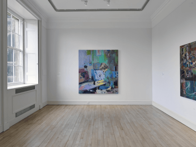 Installation view. Photo: John McKenzie
