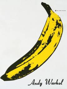 'The Velvet Underground & Nico' album cover design (1967)