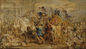 Peter Paul Rubens: The Triumph of Henri IV, 1630