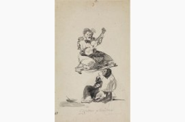 """Singing and dancing"" (c.1819-23)"