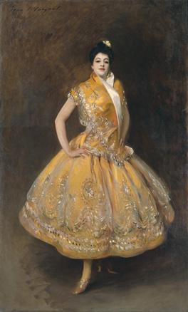 La Carmencita, 1890. Paris, Musée d'Orsay