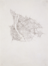Kathy Prendergast, City Drawings (from a suite of 100 drawings), 1992, pencil on paper, 24 x 32 cm, Irish Museum of Modern Art