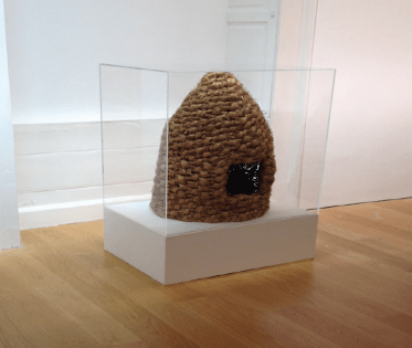 Straw Hen Nest, National Museum of Country Life