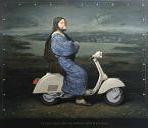 ALAN MACDONALD The Candy Man, 2013, 190.5 x 215.9 cm