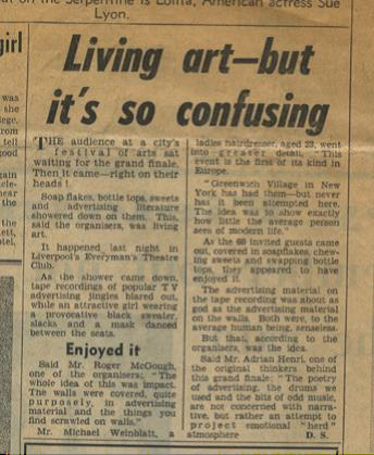 Daily Herald, 2 Sept 1962.
