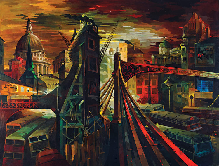 Walter Nessler, 1937: Premonition