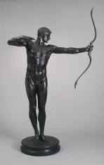 Hamo Thornycroft: Teucer, 1881 © Tate