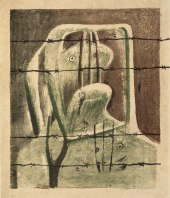 Henry Moore, Spanish Prisoner, 1939 Photo © Michel Muller The Henry Moore archive, Reproduced by permission of the Henry Moore Foundation