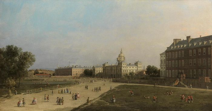 The New Horse Guards from St James's Park. · Credit: ® Todd White