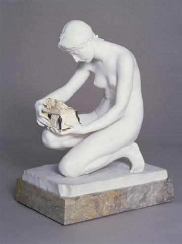 Harry Bates: Pandora, 1891 © Tate