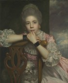 Mrs Abington as Miss Prue in Love for Love by William Congreve, 1771. Yale Center for British Art, New Haven