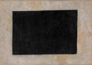 Black Quadrilateral, undated, by Kazimir Malevich. Photograph: Greek State Museum of Contemporary Art – Costakis Collection, Thessaloniki