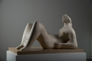 Draped Reclining Figure, 1978