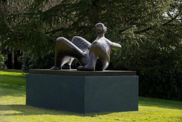 Reclining Figure: Angles, 1979