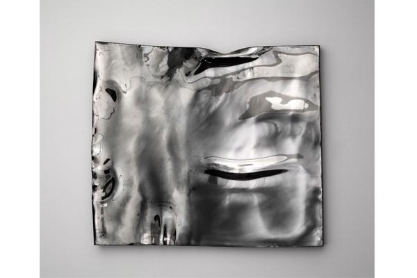 Alessandro Diaz de Santillana: N34 (2014). 104.5 x 117 x 7cm