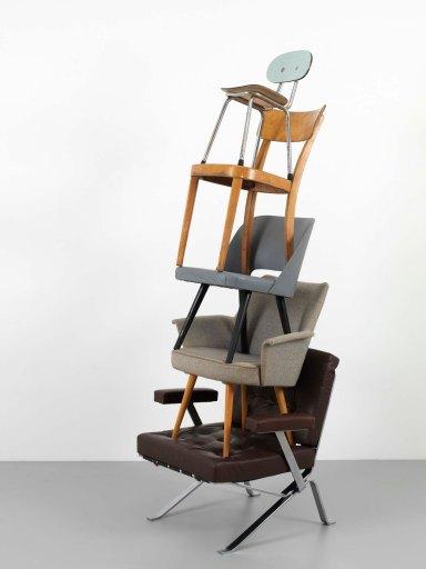 Sigmar Polke, Untitled, 2003. Gouache on paper. Courtesy Zabludowicz Collection, and Galleri Bo Bjerggaard, Copenhagen