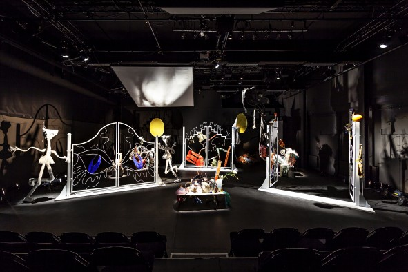 KONSTELLASJONER Scenography, Nationaltheatret, Oslo, 2015
