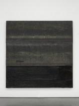 Harpischord, lower register, 2014. Wood, rubber, tar and metal. Photo: Ben Westoby