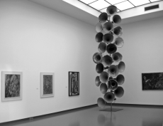 The Castle. Installation view from Van Abbemuseum, Eindhoven, 2006. Courtesy the artist