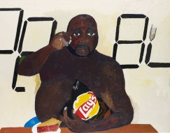Henry Taylor: Chocolate Lover, 2006