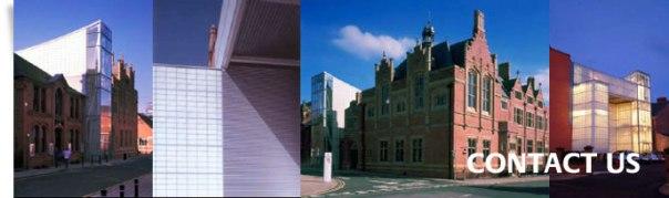 Pyramid & Parr Hall, Warrington