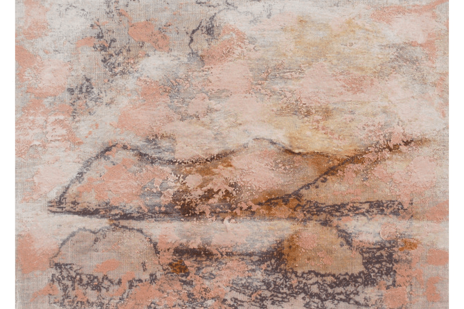 Untitled No.4, 2015, mixed media on canvas, 12 x 18 cm