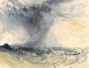 Shakespeare Cliff, Dover (c. 1825), J. M. W. Turner