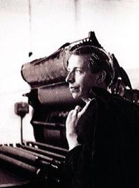 Stanley Jones at the Curwen Studio, 1968.