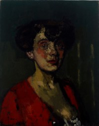 Walter Sickert: Head of a Woman, 1906