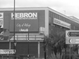 Hebron Christian Faith Church, Longfellow Road │ 2015