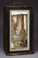 Naples, c. 1942. Box construction. 28.6 x 17.2 x 12.1 cm. Quicksilver Photographers