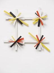 Sandú Darié: Sin Título, ca. 1950. Estructura Transformable (Untitled, Transformable Structure), ca. 1950. Dimensions variable