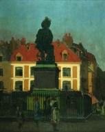 Statue of Duquesne, Dieppe, 1902