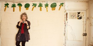 ABOUT ARTISTS: ROSE WYLIE