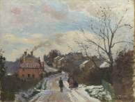 Fox Hill, Upper Norwood, Camille Pissarro (1830–1903), 1870