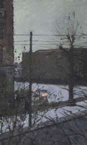 Hammersmith under Snow, Ruskin Spear (1911–1990), 1951