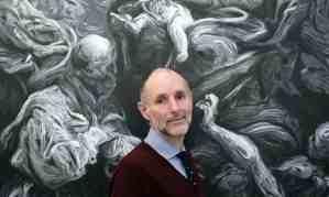 ABOUT ARTISTS: GLENN BROWN