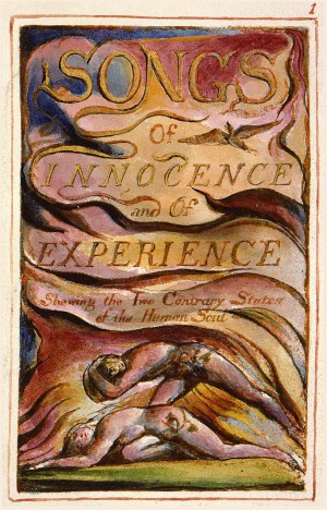 In Ñspel │ SONGS OF INNOCENCE AND EXPERIENCE │ William Blake
