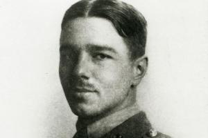 Clasics in Ñspel: SPRING OFFENSIVE, by Wilfred Owen