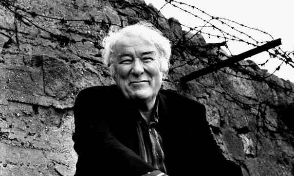 "Guardian, 2018: ""Seamus Heaney's family on life with the great poet: 'He was always just Dad at home'"" / Photo: Eamonn McCabe."