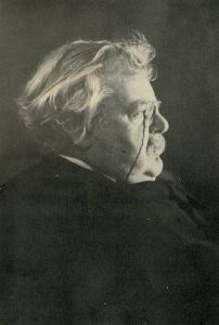 In Ñspel: THE ROLLING ENGLISH ROAD, by G.K. Chesterton