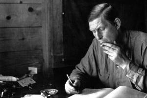 Clasics in Ñspel: NIGHT MAIL, by W.H. Auden