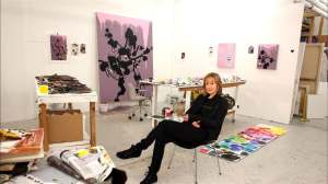 """The Independent, 10 May 2012: """"In The Studio: Fiona Rae, artist."""""""