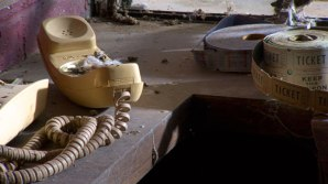GRAND PARIS TEXAS. 2009. High Definition Video with Sound. Duration: 54min, (English with German and Spanish subtitles). Single Channel Projection. Aspect Ratio 16:9 NTSC, Stereo. Installation dimensions variable