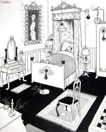 THE NEW YEAR'S BEDROOM SUITE DE-LUXE