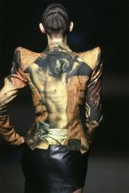 Jacket, It's a Jungle out there, Autumn/Winter 1997-8. Image: firstVIEW